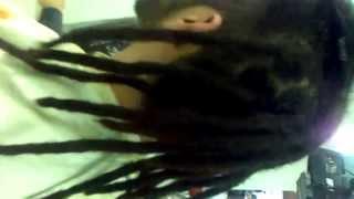 Canal dreadmaker,  alongamento  cabelo  tres dedos ,  Dreamaker.com  part 02  SP  KLebão