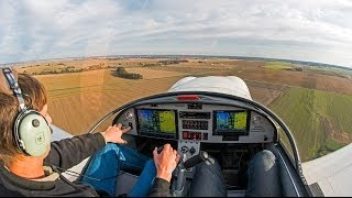 Flying the Zenith CH 650 cross-country: SkyView panel and UL350iS engine