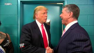 Donald Trump fires Santina Marella: Raw, June 22, 2009