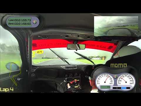 Oulton Park 2020 – Race 1 – Richard Ford