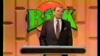 Break the Bank 12/2/85 - Gene is INCREDIBLY BORED - Part 1