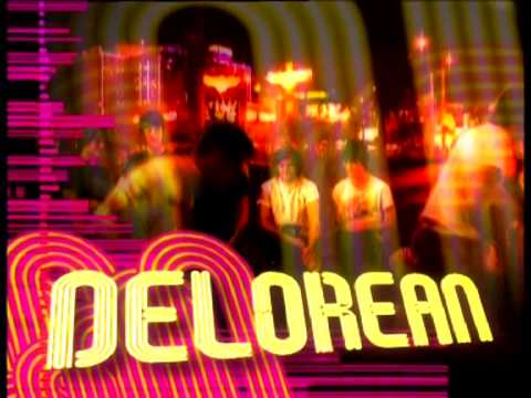 Delorean (Italian TV commercial)