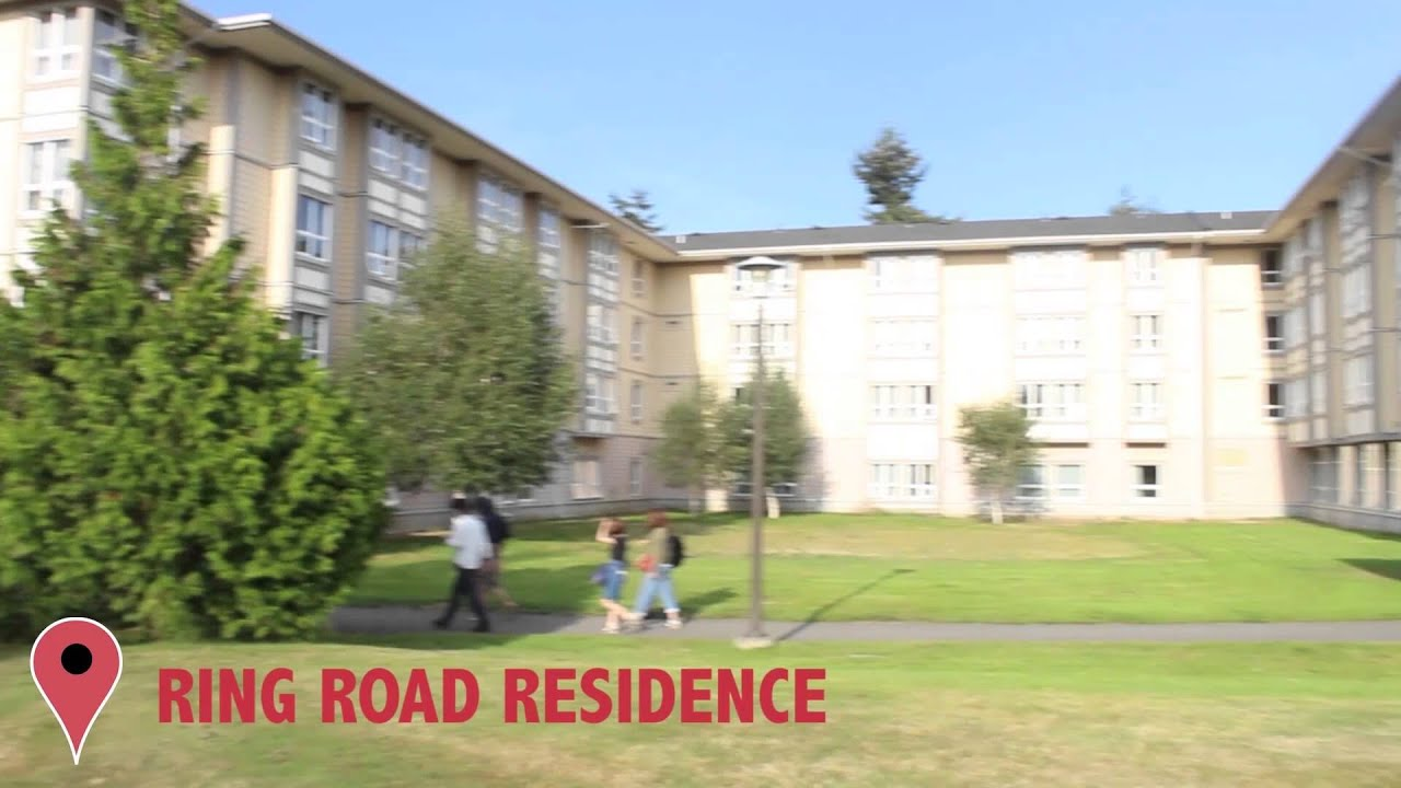 Video - UVic Dormitory tour video