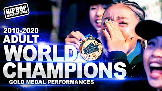 Brotherhood Adult - Canada (Adult Gold Medalist) at the 2014 HHI World Finals