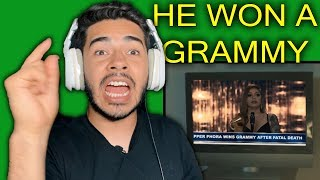 Phora   The Dream | REACTION (EMOTIONAL)