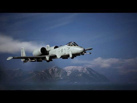 Aircraft Profile: A-10C  de Ace Combat 7