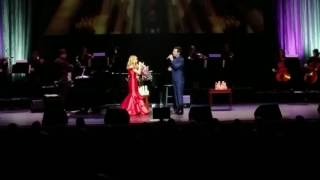 Chris Mann & Jackie Evancho - The Prayer (Live in Concert)