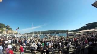 preview picture of video 'Sbarco di Paolina Bonaparte a Porto Azzurro Isola d'Elba'
