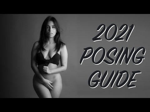 Model Posing Guide - Pre-Order Sale