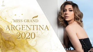 Mariana Jesica Varela Miss Grand Argentina 2020 Introduction Video