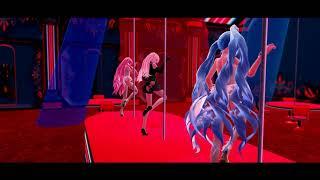 Kar98k  - (Girls' Frontline) - 【MMD】Pole Dance/Girls frontline - Kar98k