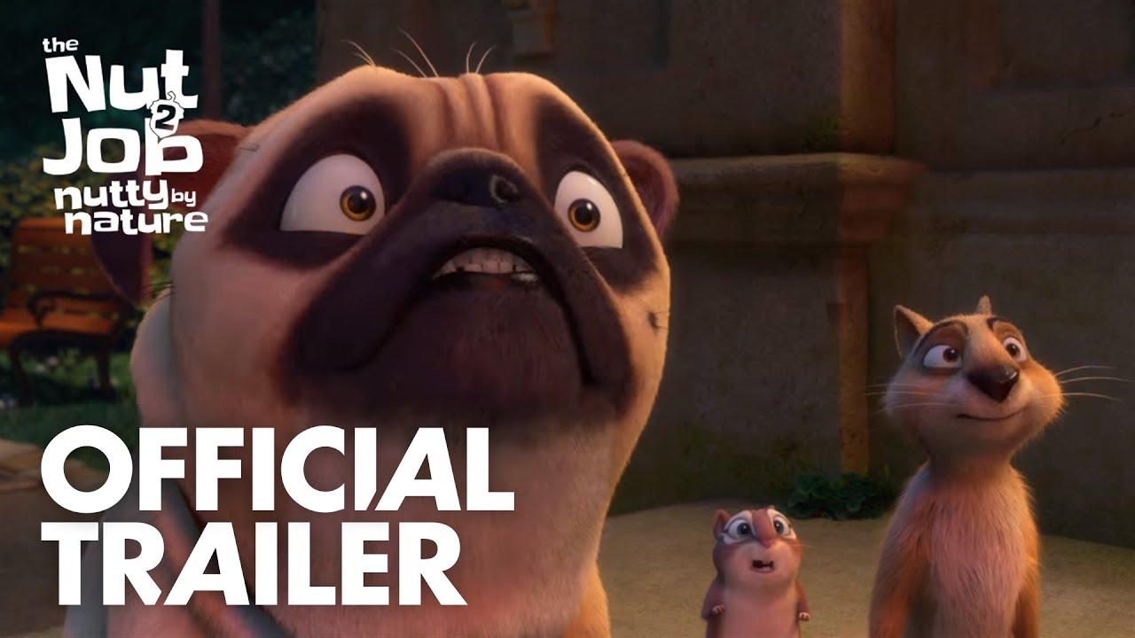 Trailer för Den stora nötkuppen 2