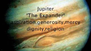 Planetary Powers