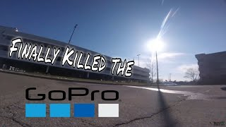 Finally killed the GoPro | FPV Freestyle