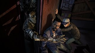 The Walking Dead Season 1 Часть 1 Знакомство с Клементиной