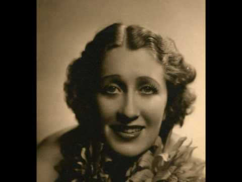 Close Your Eyes performed by Ruth Etting; written by Bernice Petkere