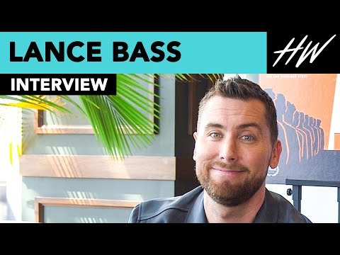 Lance Bass Reveals What Britney Spears Struggled Most With On Tour With Nsync Hollywire