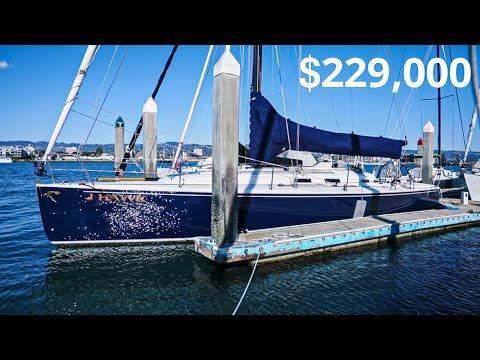 J Boats J/133 video
