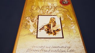 Faeries By Brian Froud And Alan Lee [Deluxe Edition] - Beautiful Book Review