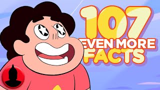 107 Even MORE Steven Universe Facts You Should Know! - ( 107 Facts S5 E6) | ChannelFrederator