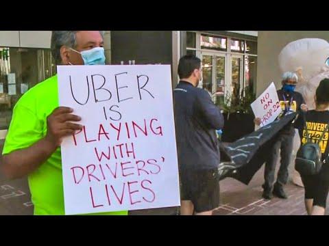Appeals Court Grants Lyft, Uber Reprieve Over Driver Ruling, Averting Shutdown