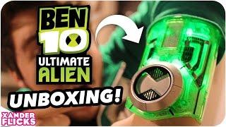 Ben 10: Ultimate Alien Omnitrix Unboxing!