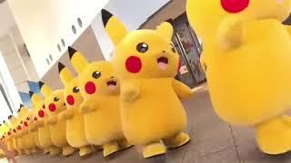Tik Tok Pika pika pikachu