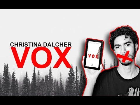 Vox - Christina Dalcher | PEDRO FONTES