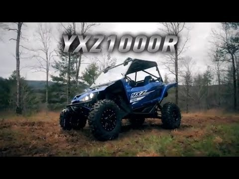 2019 Yamaha YXZ1000R SS in Lewiston, Maine - Video 2