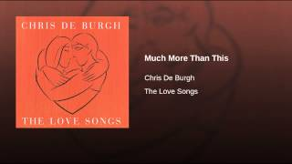 Much More Than This