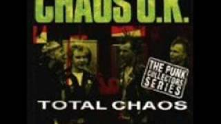 Chaos UK - Senseless Conflict