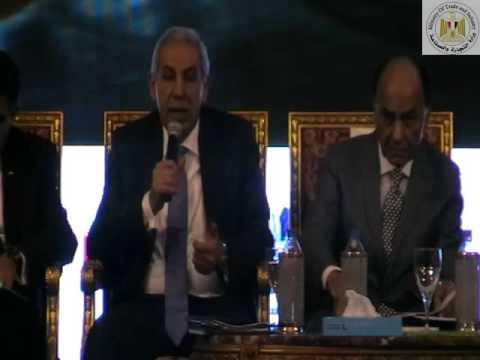 كلمة الوزير/طارق قابيل خلال جلسة الصناعة والمشروعات الصغيرة بمؤتمر أخبار اليوم الإقتصادى