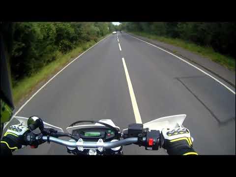 Husqvarna 701 KTM SMR 990 Ride