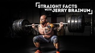 Should Bodybuilding Beginners Really Start With Light Weight? | Straight Facts With Jerry Brainum
