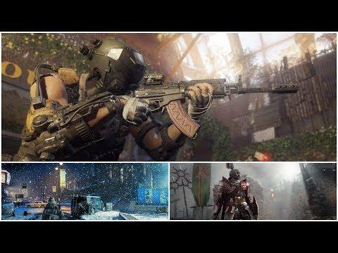 Анонсирована Call of Duty Black Ops 4   Игровые новости