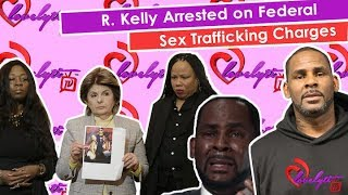 R.Kelly's ENABLERS give up Incriminating Video+Mathew speaks about Destiny's Child Working W/RKelly