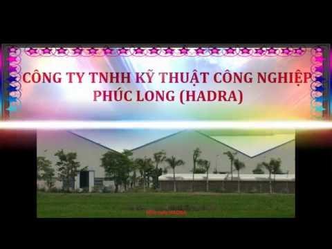 Giới thiệu công ty HADRA