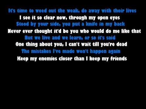 how to write a song lyrics yahoo answers