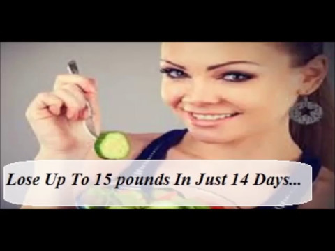 Video Cucumber Diet  The Best Diet to Lose up To 15 pounds in Just 14 Days