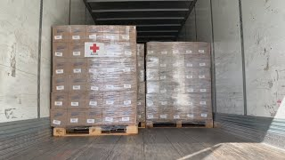 Red Cross worker from Arizona helps hurricane victims in Louisiana