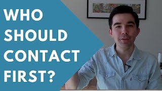 Contacting Your Ex - Should You Contact Them First or Wait for Them?
