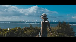 Days Of Summer | Japan Okinawa Trip | Cinematic Vlog | Shot By α6400