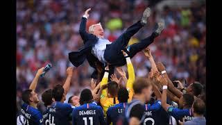 ЧЕМПИОНАТ  МИРА ПО  ФУТБОЛУ FIFA  2018: Франция  победила!!!!
