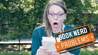 Protecting Your Book | Book Nerd Problems