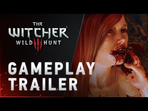 The Witcher 3: Wild Hunt - Official Gameplay Trailer thumbnail