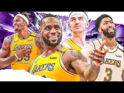 LA Lakers Top Plays - Most Fun Team in the NBA? - Part 4