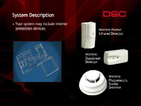 DSC Security System Description