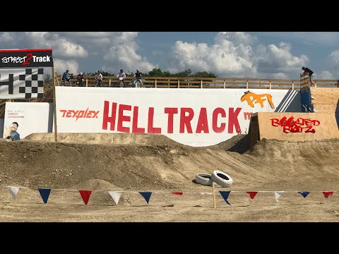 Rad day at Helltrack with the Rad Army