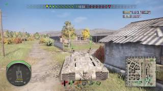World of Tanks PS4 T95 Ace Tanker