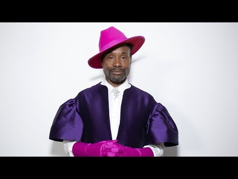 Billy Porter Should Absolutely Be Cinderella's Fairy Godmother  - News